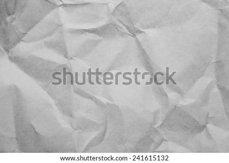 the texture of Creased Paper for the background