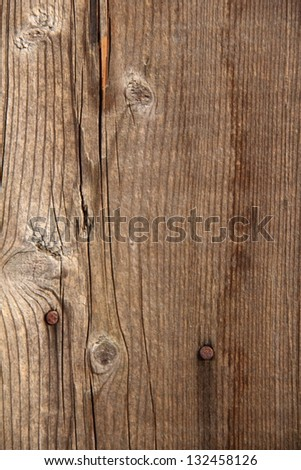 The texture of old wood/Old wood pattern - stock photo