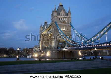 The Tower of London (Her Majesty's Palace), Great Britain