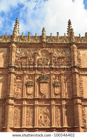 The University of Salamanca (Spain)