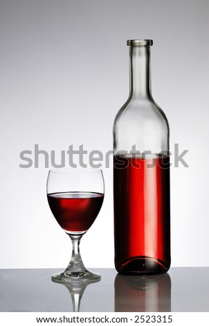 The Vine - stock photo
