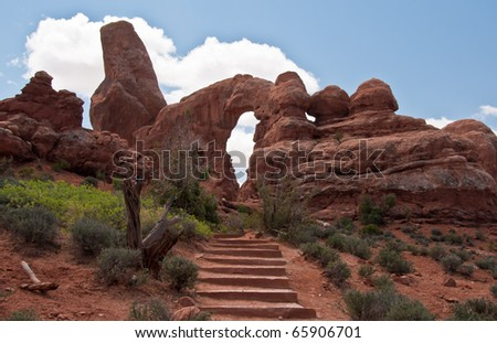 The Vistas Of Arches National Park Utah