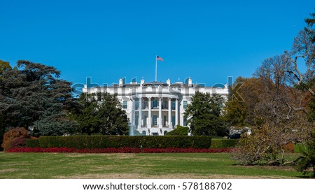 stock-photo-the-white-house-and-lawn-at-