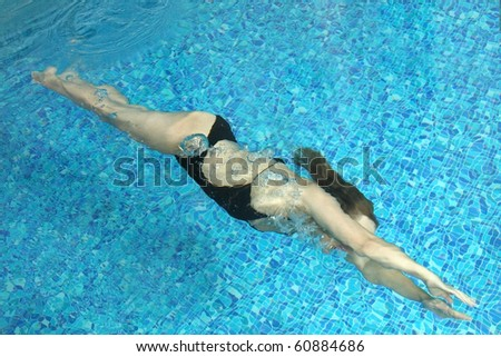 Pregnant Swimming Stock Images, Royalty-Free Images ...