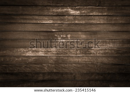 The wood plank texture background - stock photo