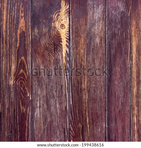 The wood texture with natural patterns background - stock photo