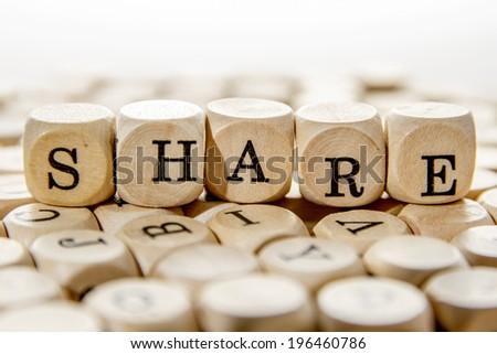 The Word Share