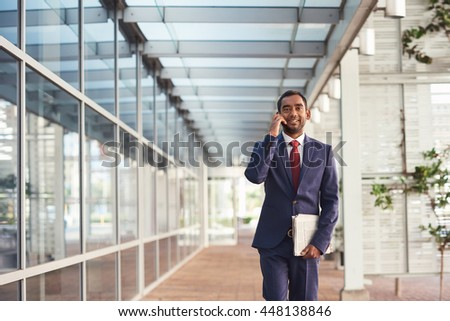 There's always time to talk business - stock photo