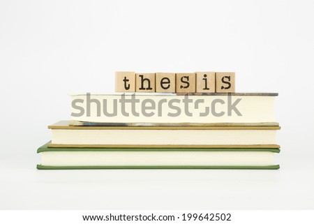 Thesis date stamp