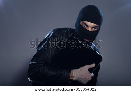 Thief,robber, hacker