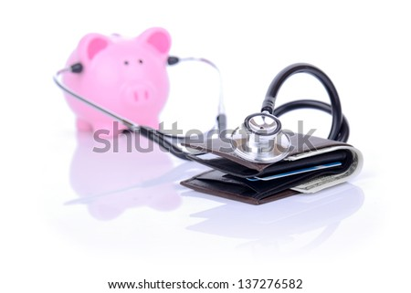 thief with protective glove online stealing with stolen credit card with a blue negativity filter - stock photo