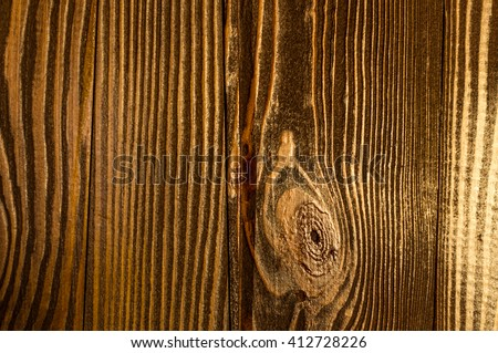 This decently polished wood background texture has a beautiful irregular and natural ambience which gives it an authentic feel. Works as frame, in the 3D world to simulate natural textures or backdrop - stock photo