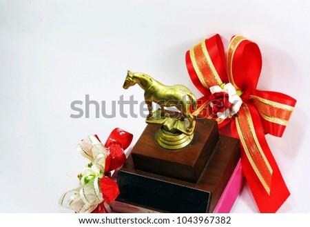 This Horse Image Symbol Kentucky Derby Lexington Stock Photo