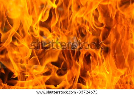 this is a close up shot of fire under my grill like nice background