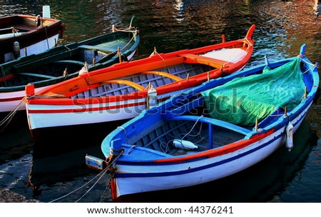 This is a photo of fishing boat