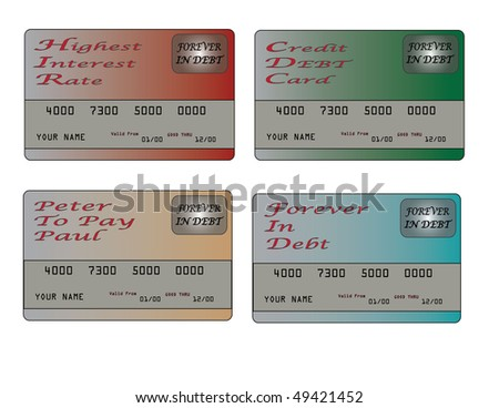 different types of credit cards essay Advantages & disadvantages of credit cards - do they help or hurt you  of using the card you're most likely to find this type of fee on cards that have.