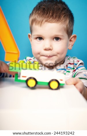 This is my car - stock photo