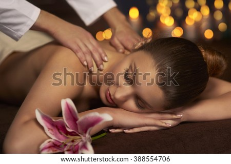 This precious moment to relax yourself - stock photo