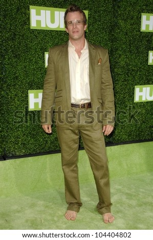Thomas Jane at the Los Angeles Premiere of the Series 'Hung'. Paramount Theater, Hollywood, CA. 06-24-09