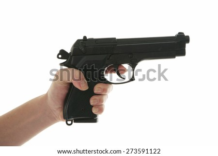 Threats - stock photo