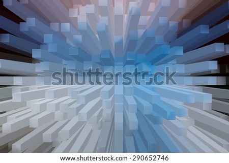 Three-dimensional image