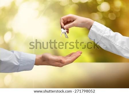 Thumbs Up. Disagreement - stock photo