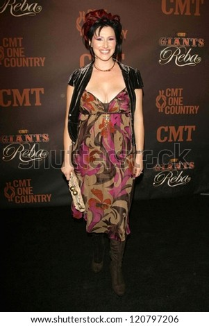 Tiffany at the CMT Giants honoring Reba McEntire. Kodak Theatre, Hollywood, CA. 10-26-06
