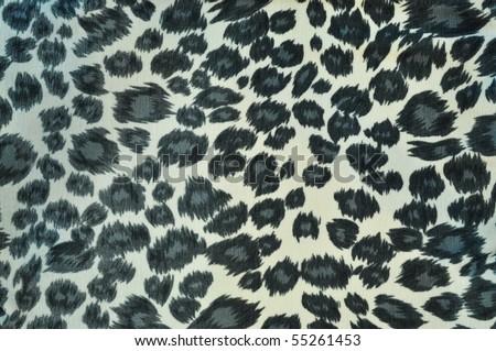 tiger fabric 5 - stock photo