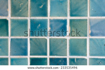 Tile texture - stock photo