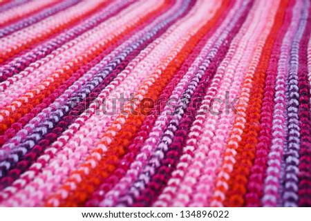 Tileable  Weave Sheet Pattern - stock photo