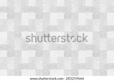 tiled stones  - stock photo