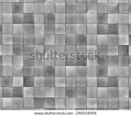 tiles background in black and white