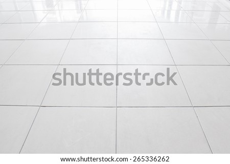 Tiles marble floor background - stock photo
