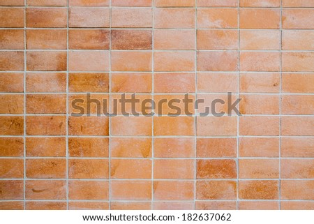 tiling wall background