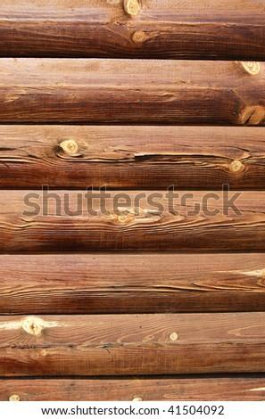 Timber background closeup - stock photo