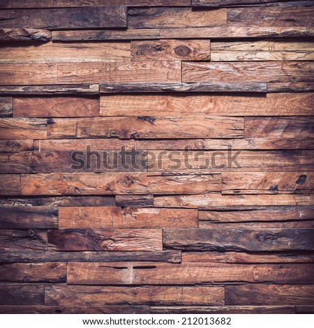 timber brown wood plank texture background - stock photo