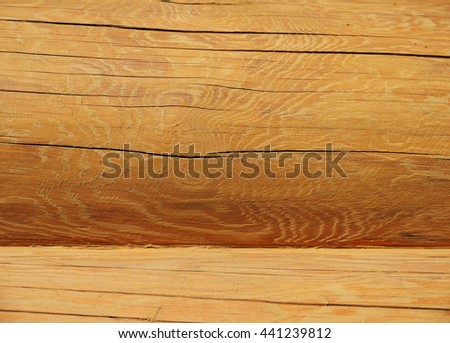 timbered wall. Background
