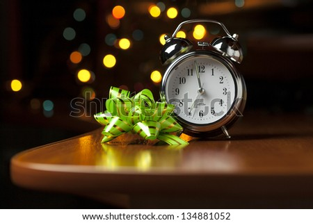 Time for Gifts - stock photo