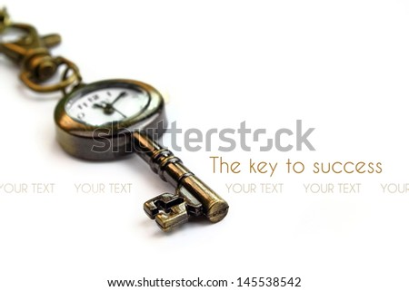 Time for your business - stock photo