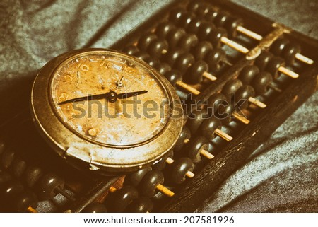 Time the financial Vintage