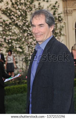 Timothy Dalton at the launch party for BritWeek 2013 at the residence of the British Consul General in Los Angeles. April 23, 2013  Los Angeles, CA