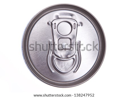 Tin - stock photo