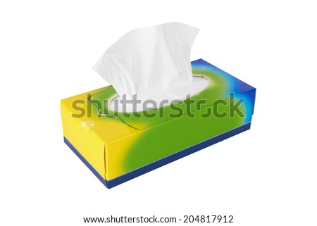 Tissue box isolated on a white background  sc 1 st  Shutterstock & Tissue Box Stock Images Royalty-Free Images u0026 Vectors | Shutterstock Aboutintivar.Com