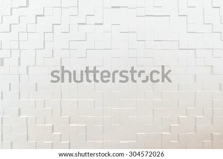 Tissue texture background, 3d block style