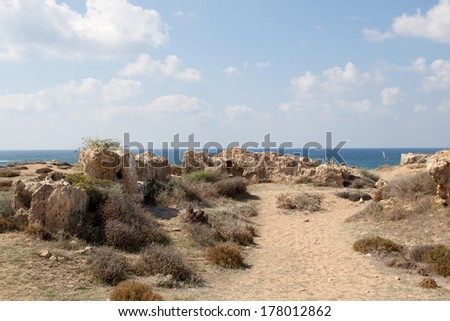 to the beach - stock photo