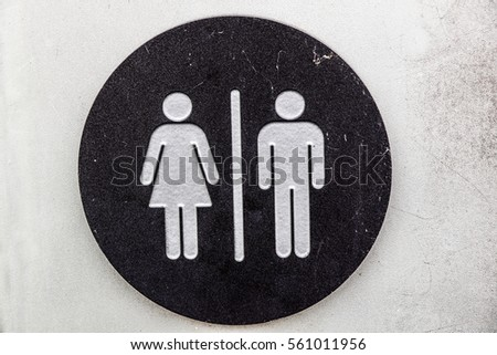 Bathroom Signs Holding Hands sign woman child holding hands stock photo 1430822 - shutterstock