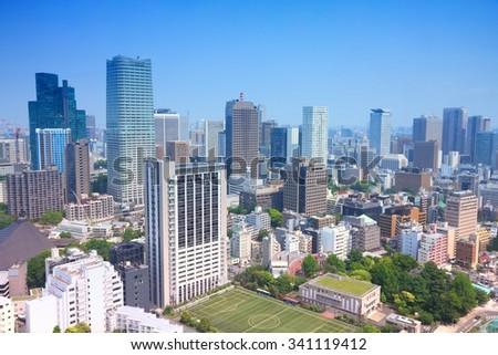 Tokyo, Japan - stock photo