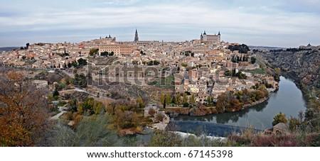 Toledo - stock photo