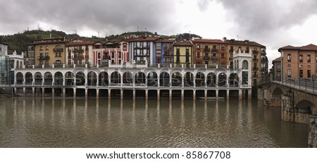 Tolosa is a town and municipality to the south of Donostia-San Sebastian in the Basque province of Gipuzkoa, Spain.