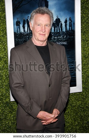 Tom Butler at the Los Angeles Season 2 premiere of AMC's 'The Killing' held at the ArcLight Cinemas in Hollywood, USA on March 26, 2012. - stock photo